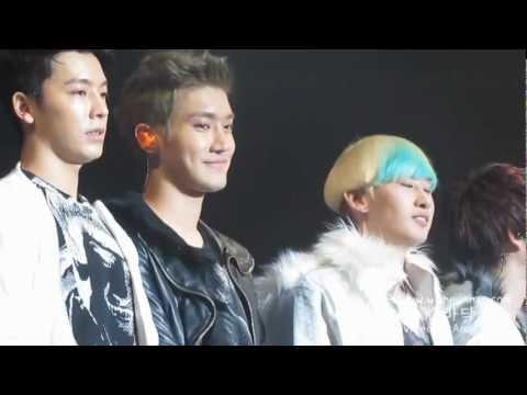 [HD FANCAM] 130119 FM Nanjing - EunHae/HaeHyuk Super Cute Moments! Best Fancam