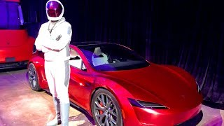 Starman at the Tesla Model Y Event: Who's Behind It?