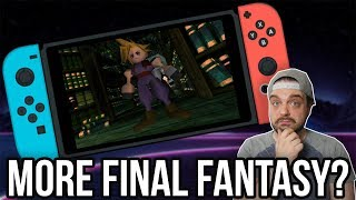 MORE Final Fantasy Games to Nintendo Switch? | RGT 85