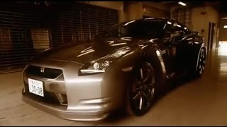 Nissan GTR Car Review - Top Gear - BBC