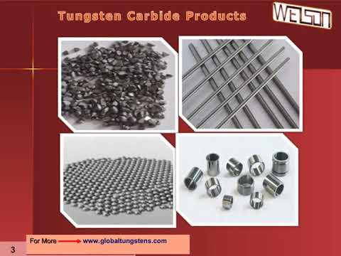 Globally Premiere Tungsten Carbide Manufacture & Supplier