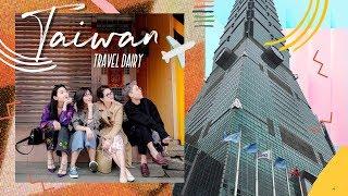Đi Đài Loan Cùng Chloe ♡ TAIWAN TRAVEL DIARY | Chloe Nguyen