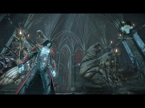CASTLEVANIA LORDS OF SHADOW 2 - NECESITO SANGRE #2 - Smashpipe Games