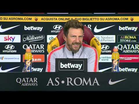 VIDEO - Di Francesco:
