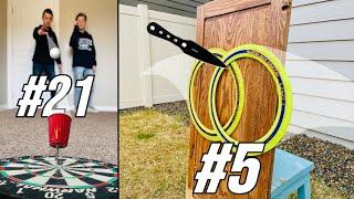 21 insane trick shots