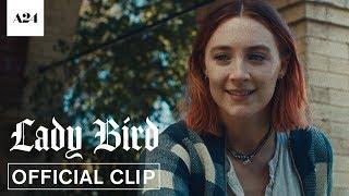 Lady Bird | Coffee Shop | Official Clip HD | A24