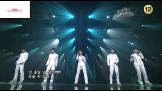 PARAN - Don't Cry (2007 Live at KBS2 Comback Stage)