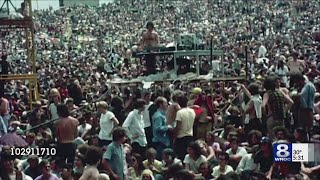 Woodstock 50th anniversary coming to Watkins Glen