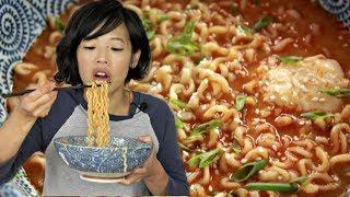 The PERFECT INSTANT RAMEN Recipe? - Roy Choi's Favorite