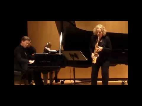 Man-Mou for alto saxophone & piano