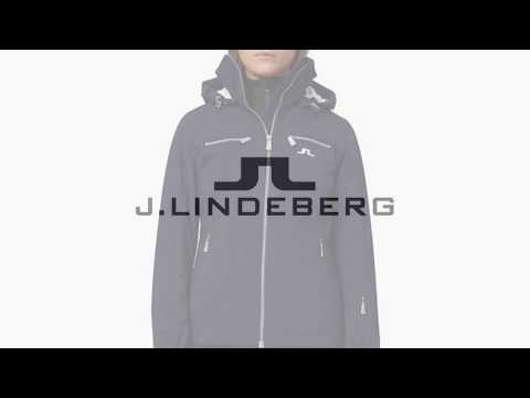 J.lindeberg Truuli Womens Ski Jacket in JL Navy