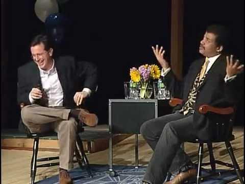Neil deGrasse Tyson interview by Stephen Colbert