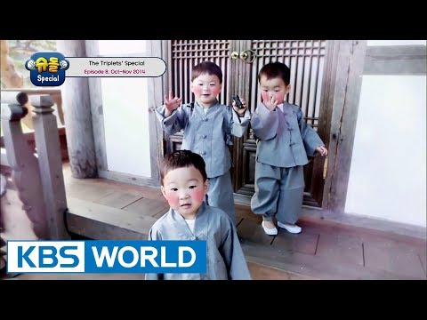 The Return of Superman - The Triplets Special Ep.8 [ENG/CHN/2017.06.30]