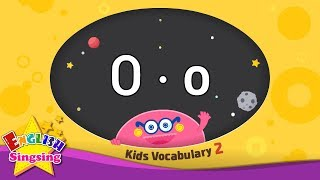 Kids vocabulary compilation ver.2 - Words starting with O, o - Learn English for kids