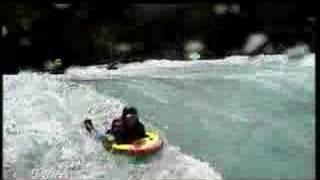 Hydrospeed et terre de sport sur tv5 monde
