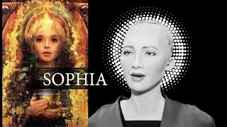 SOPHIA: Sophia, Antichrist Spirit, Divine Feminine & Gnosticism