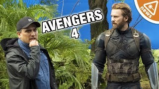 Fans Are Over the Russo Bros' Latest Avengers 4 Troll (Nerdist News w/ Jessica Chobot)