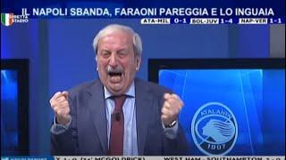 Milan in Champions League con Tiziano Crudeli scatenato