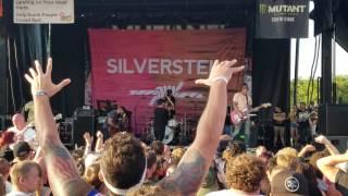 "Silverstein ""Smile In Your Sleep"" Live Warped Tour 2017 Pittsburgh"