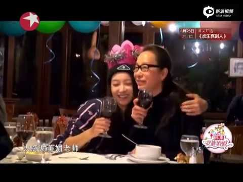 150412 Victoria Cut - Surprise Birthday Party