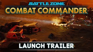Battlezone: Combat Commander - Launch Trailer
