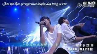[Vietsub Live] Khải-Nguyên (KaiYuan - 凯源) - Hẹn ước bồ công anh (蒲公英的约定)