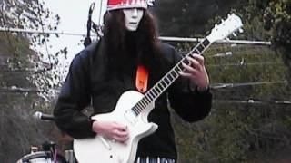 Buckethead - masterful  Guitar solo (Big Sur Moon) in the Haight