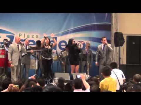 SONORA DINAMITA en vivo Presenta Producciones ARRIETA - Sendero Valle de Chalco