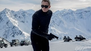 Here's the first behind the scenes footage of SPECTRE.