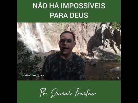 TODAS AS COISAS SÃO POSSÍVEIS PARA DEUS!
