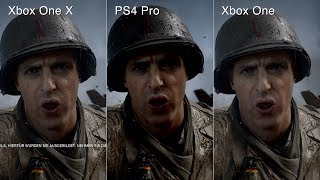 Xbox One X vs. PS4 Pro mit Call of Duty Videos , mp3toke