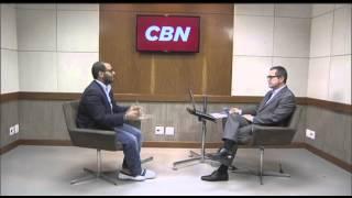 CBN -Mundo Corporativo: Entrevista com Michel Alcoforado.