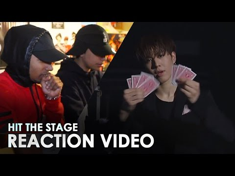 HIT THE STAGE - YUGYEOM (GOT7) [ THE FIGHT ] REACTION VIDEO