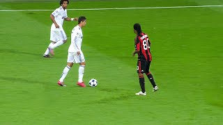 The Day Cristiano Ronaldo and Ronaldinho Met For The First Time
