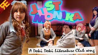 JUST MONIKA: A DDLC song (feat. OR3O & Adriana Figueroa) (Sponsored)