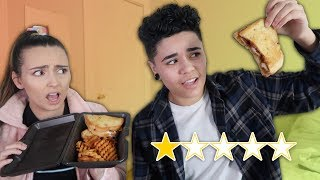 Eating At The WORST Reviewed Restaurant In My City!
