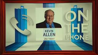 USA Today's Kevin Allen Talks Trotz Leaving Caps & More with Rich Eisen | Full Interview | 6/19/18