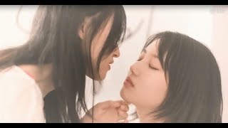 China lesbian young couple---If I can, I want to be with my sister forever.
