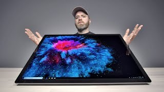 The Enormous Microsoft Surface Studio 2