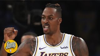 Dwight Howard's play for the Lakers is absolutely sustainable - Kevin Arnovitz | The Jump