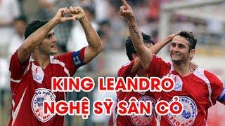 Leandro - Nghệ sỹ sân cỏ vĩ đại nhất V.League   Goals - Skills   NEXT SPORTS