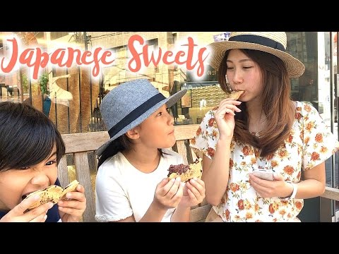Japanese Sweets, Bread & Snacks In Azabu Juban ft. Life Where I'm From | Tokyo Japan Travel Guide