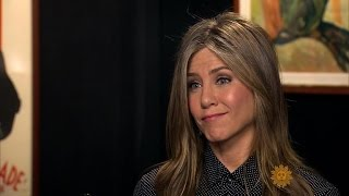 A chat with Jennifer Aniston