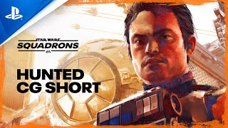 "Star Wars: Squadrons – Animierter Kurzfilm ""Hunted"" 