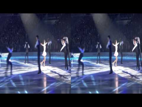 [3D] 2014 All That Skate - Day 1 - Finale