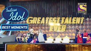 Anu जी ने अपने अनोखे अंदाज़ में की Contestants की तारीफ़    Indian Idol Season 12   Best Moments