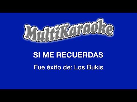 Multi Karaoke - Si Me Recuerdas