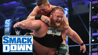 Otis & Braun Strowman vs. The Miz & John Morrison: SmackDown, May 15, 2020
