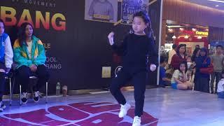 Sevi VS Kyla | 1on1 Kids Battle Grade B Top8 | StreetVolution Palembang 2018