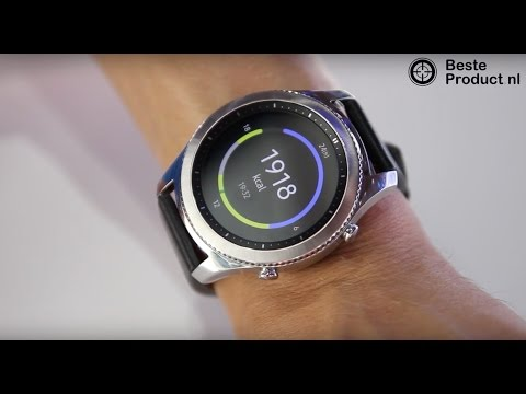 Samsung Gear S3 preview (IFA 2016) » BesteProduct